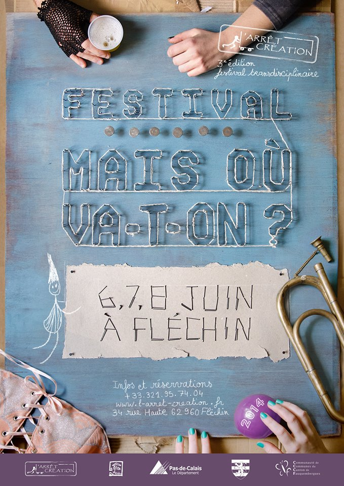 affiche festival Mais où va-t-on 2014 web