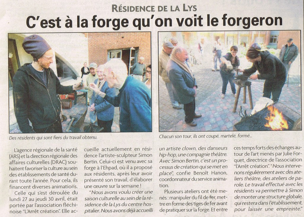 Projet Empreintes - Indépendant - 7 mai 2015